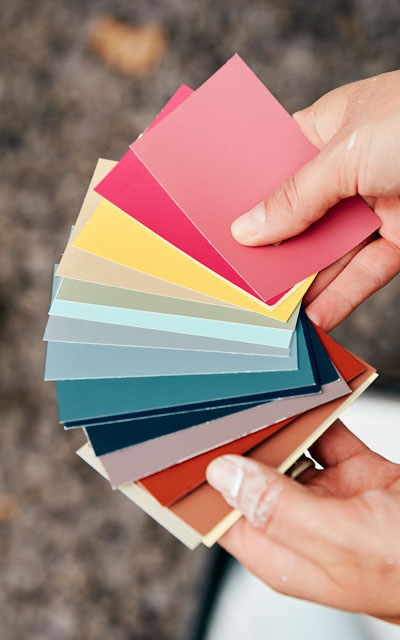 Exterior Painting Colors
